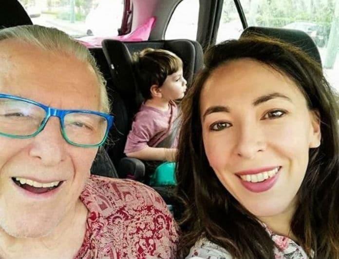 Αλίκη Κατσαβού: Η φωτογραφία με το γιο της και το δημόσιο μήνυμα -  «Τελευταία ο Φοίβος...»!