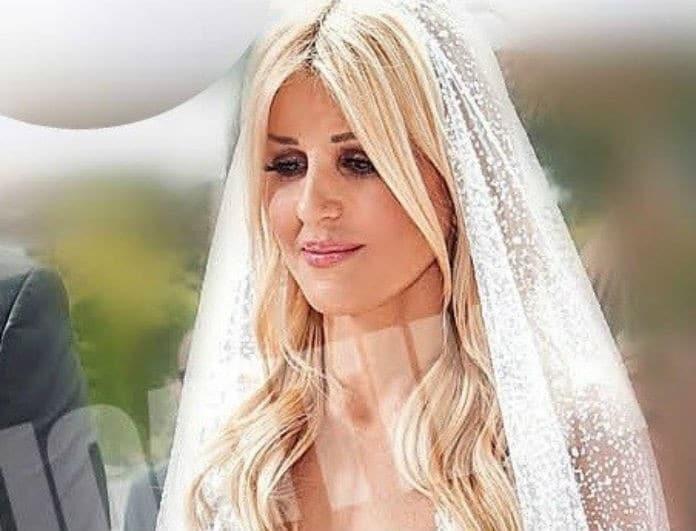 Έλενα Ράπτη: Αυτός ήταν όλος ο γάμος της! Το νυφικό, το ταξίδι του μέλιτος και ο Κίμωνας!
