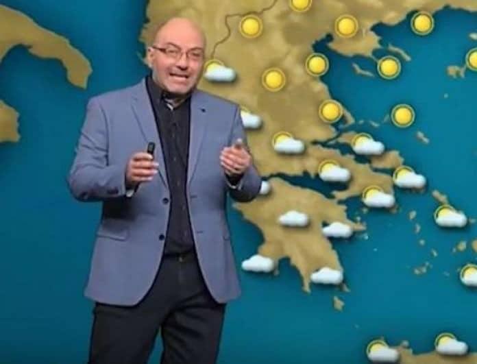 Σάκης Αρναούτογλου: Δίνει τα φώτα του για τον Δεκαπενταύγουστο! Ζέστη ή.... βροχές;