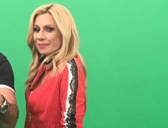 Κατερίνα Καραβάτου: Η αλλαγή στην εμφάνιση της λίγο πριν την επιστροφή!