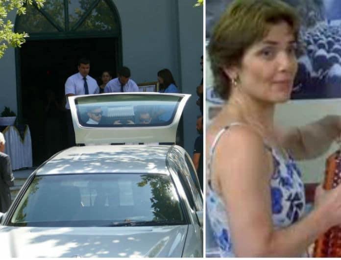 Ελισάβετ Ναζλίδου: Φίλοι και οικογένεια είπαν το τελευταίο αβάσταχτο «αντίο» στην ηθοποιό!
