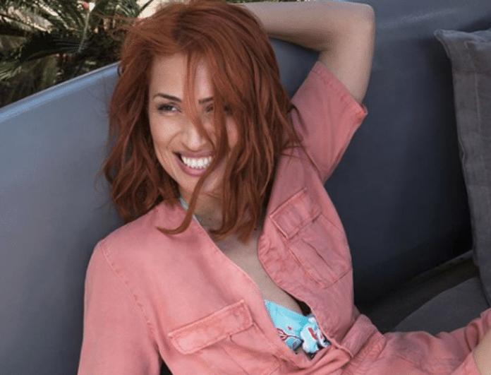 Μαρία Ηλιάκη: Έκανε δεύτερη τοπλες εμφάνιση και «γκρέμισε» το Instagram!