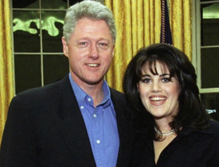 Θυμάστε την Μόνικα Λεβίνσκι που «κόλασε» τον Μπιλ Κλίντον; Δείτε πώς είναι σήμερα!