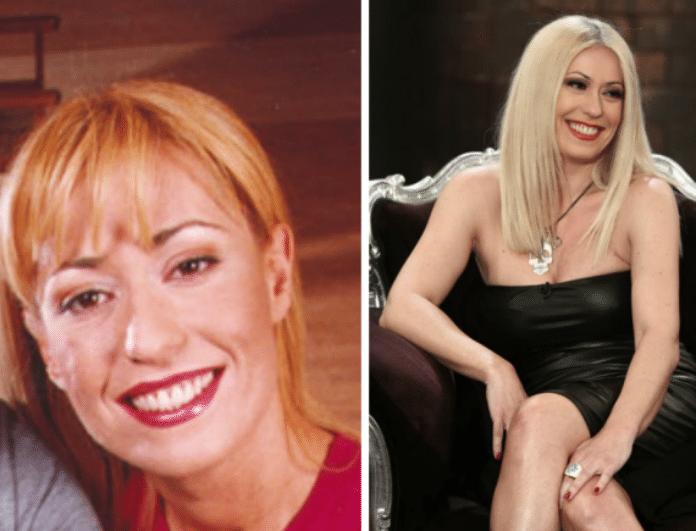 Μαρία Μπακοδήμου: Με πορτοκαλί μαλλιά και μπλε λεοπάρ φόρεμα! Η «συλλεκτική» εμφάνιση που θέλει να κάψει!