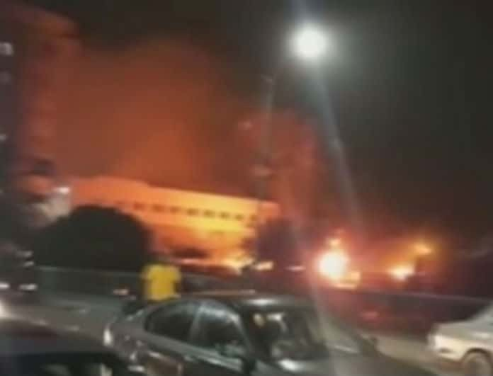 Σοκ στο Κάιρο: 17 νεκροί από έκρηξη στο κέντρο της πόλης!