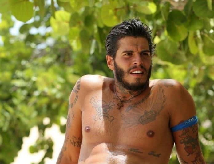 Νικόλας Αγόρου: Θα τρομάξετε αν δείτε πως έχει γίνει σήμερα ο πρώην παίκτης του Survivor! Φωτογραφίες από το σώμα του!