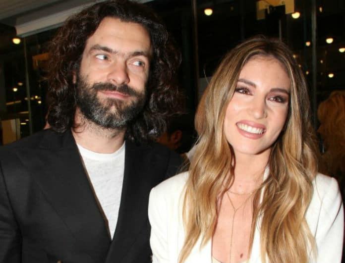 Αθηνά Οικονομάκου - Φίλιππος Μιχόπουλος: Στιγμές χαράς για το ζευγάρι! Η δημόσια ερωτική εξομολόγηση!