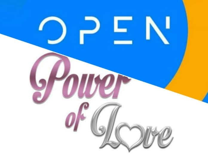 Open tv: Ονόματα - έκπληξη του Power of love έδωσαν τα χέρια με το κανάλι!