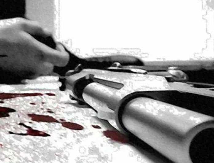 Σοκ στην Χαλκιδική! Είχε ναρκωτικά και πυροβόλησε τον γιο του!