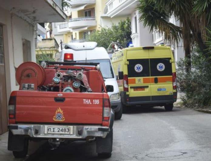 Συναγερμός στο κέντρο της Αθήνας! Ανήλικο έπεσε σε φωταγωγό!