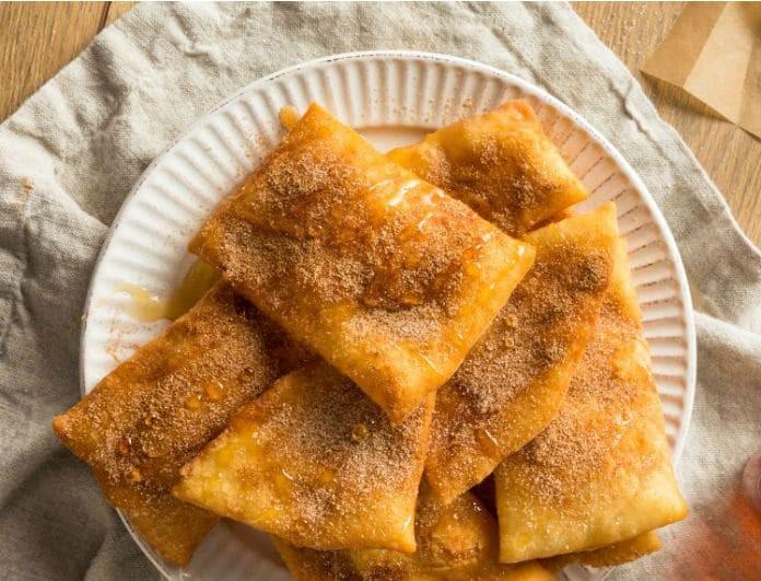 Φτιάξε εύκολα και γρήγορα κατιμέρια! Οι παραδοσιακές τηγανίτες της Λήμνου!