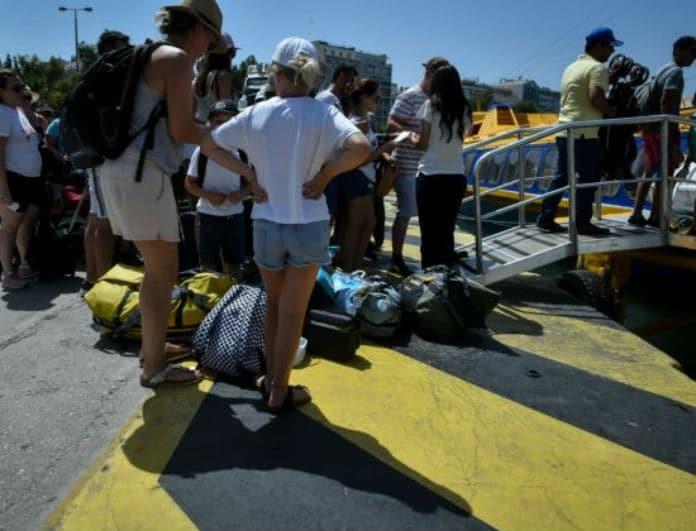 Ταλαιπωρία για επιβάτες στον Πειραιά! Πλοίο θα αναχωρήσει με 4 ώρες καθυστέρηση!