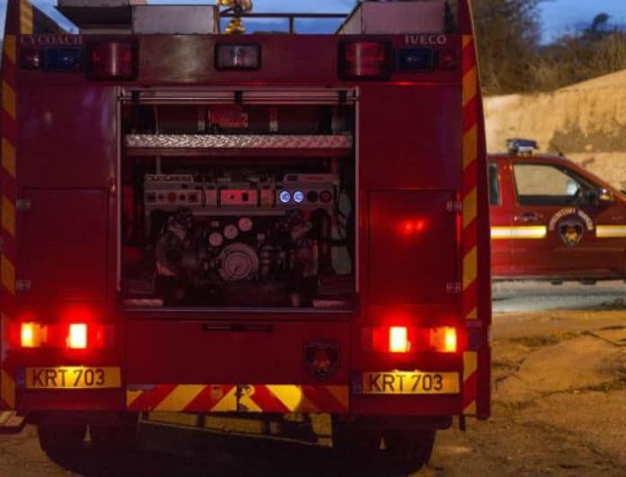 Ξέσπασε πυρκαγιά σε φυλακή! Τρεις νεκροί και 7 τραυματίες!