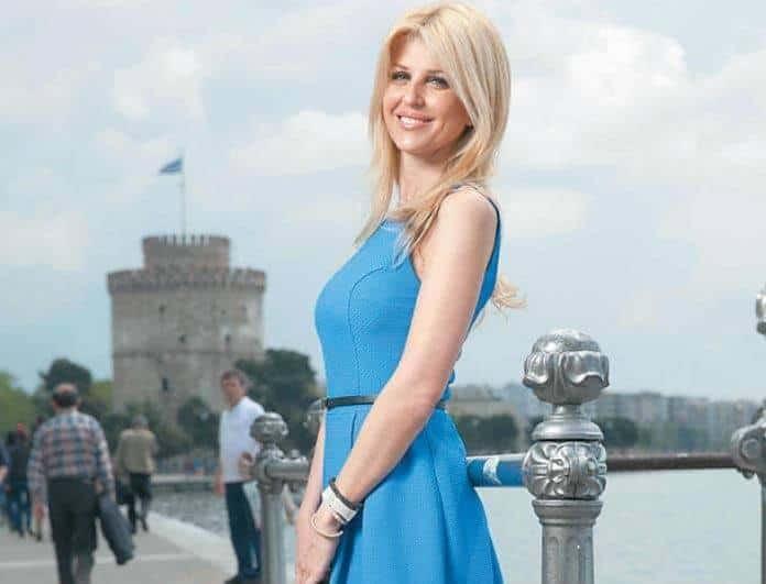 Έλενα Ράπτη: Παντρεύτηκε κρυφά τον σύντροφό της! Το νυφικό είναι παραμυθένιο...
