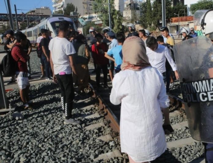 Συναγερμός στην Μαλακάσα: Κλειστές οι γραμμές του τρένου!