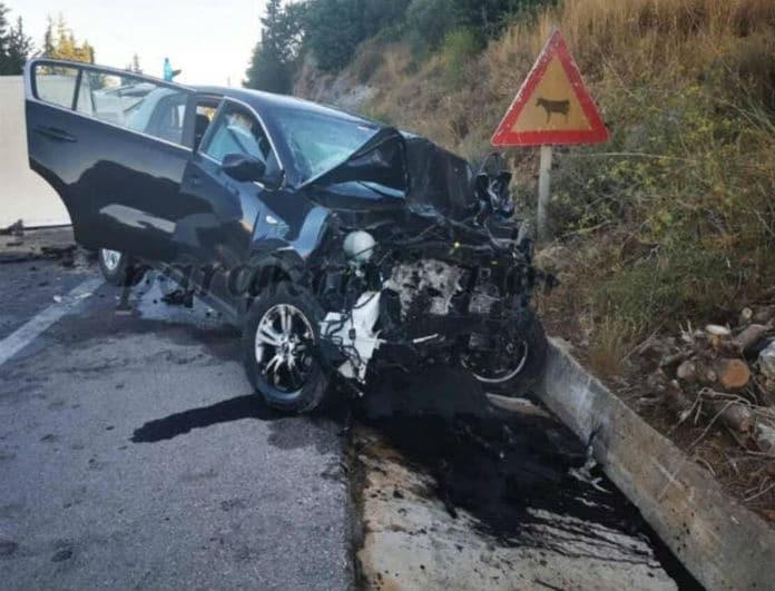 Θρηνεί η Κρήτη: Έχασε τη ζωή της σε τροχαίο! Ακόμη πέντε σοβαρά τραυματισμένοι...