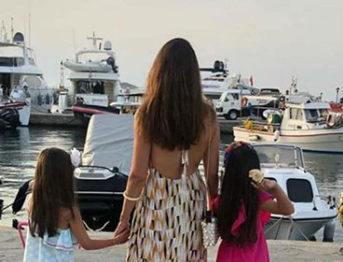 Σταματίνα Τσιμτσιλή: Αυτό είναι το παράπονο που έχει από τις κόρες της!
