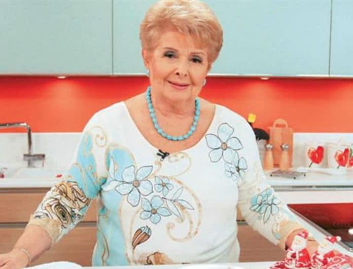 Βέφα Αλεξιάδου: Ευχάριστα νέα για την γνωστή μαγείρισσα! Το νέο βήμα στη ζωή της!