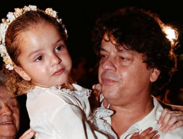 Βλάσσης Μπονάτσος - Μάρθα Κουτουμάνου: Η κόρη τους έχει γίνει ολόκληρη γυναίκα! Σε ποιον μοιάζει; Δείτε φωτογραφίες!