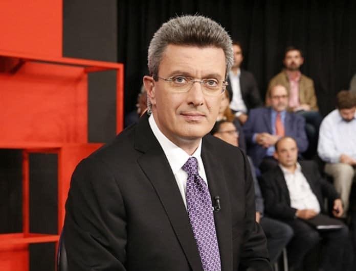 Νίκος Χατζηνικολάου: Όπως δεν έχετε ξαναδεί τον δημοσιογράφο! Ο «σκληρός» της ενημέρωσης με τα «αγόρια» του!