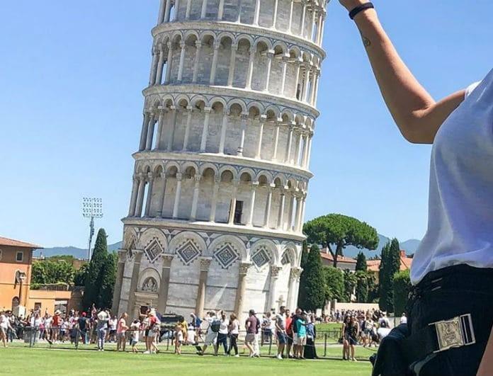 Αγαπημένο ζευγάρι της Ελληνικής showbiz ζει τον έρωτα του στην Ιταλία!