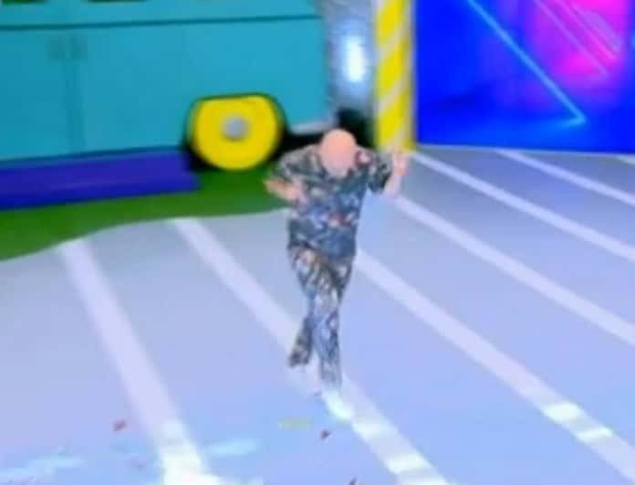 Νίκος Μουτσινάς: Τα «έσπασε» στην πρεμιέρα του! Βγήκε χορεύοντας στο πλατό και...!