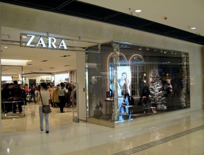 Zara - έρωτας: Αυτό το κόκκινο σκούρο φόρεμα της νέας συλλογής θα το φοράνε σίγουρα όλες!