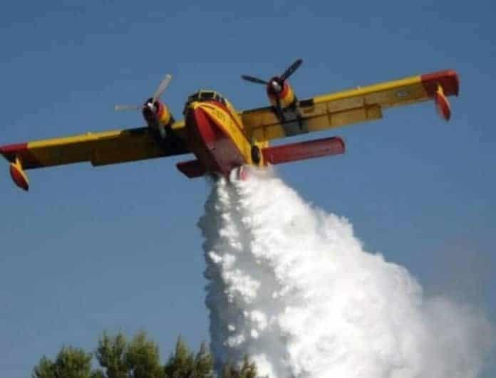 Μεγάλες φωτιές σε Εύβοια και Αργολίδα! Στην μάχη με τις φλόγες και εναέρια μέσα!