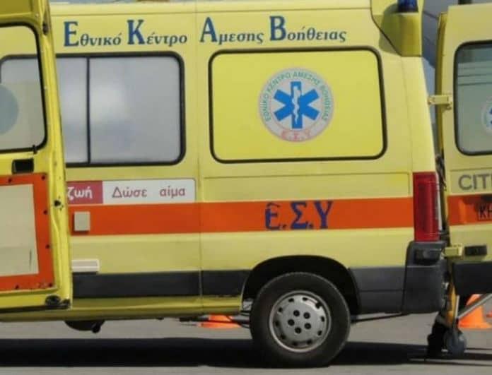 Ναύπλιο: Έπεσε αμάξι από γκρεμό - Ένας τραυματίας