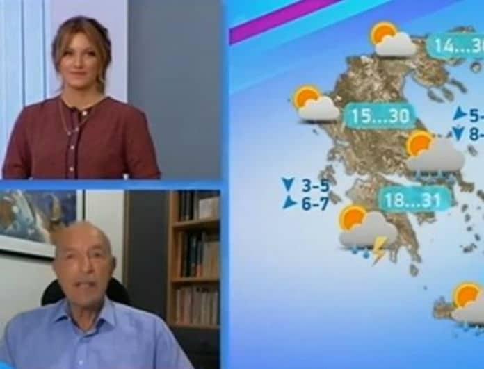 Τάσος Αρνιακός: Για πόσο θα διαρκέσουν οι βροχές; Αναλυτική πρόγνωση! (Βίντεο)