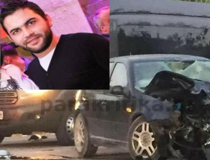 Εικόνες σοκ! Νεκρός σε τροχαίο ο Μιχάλης Μαρινάκης!