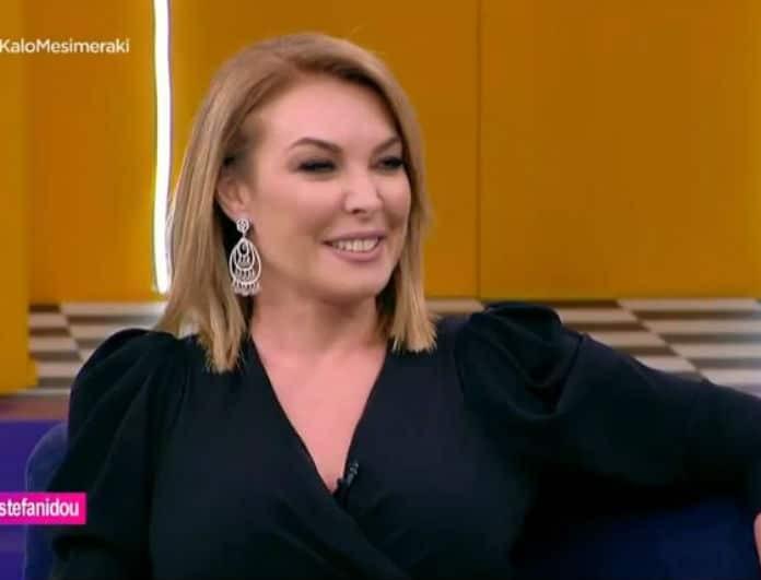 Τατιάνα Στεφανίδου: Έτσι αντέδρασε όταν έμαθε ότι η εκπομπή της μεταφέρεται το Σαββατοκύριακο!