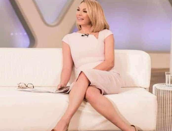 Τατιάνα Στεφανίδου: Ετοιμάζεται πυρετωδώς για την εκπομπή της! Οι backstage φωτογραφίες!