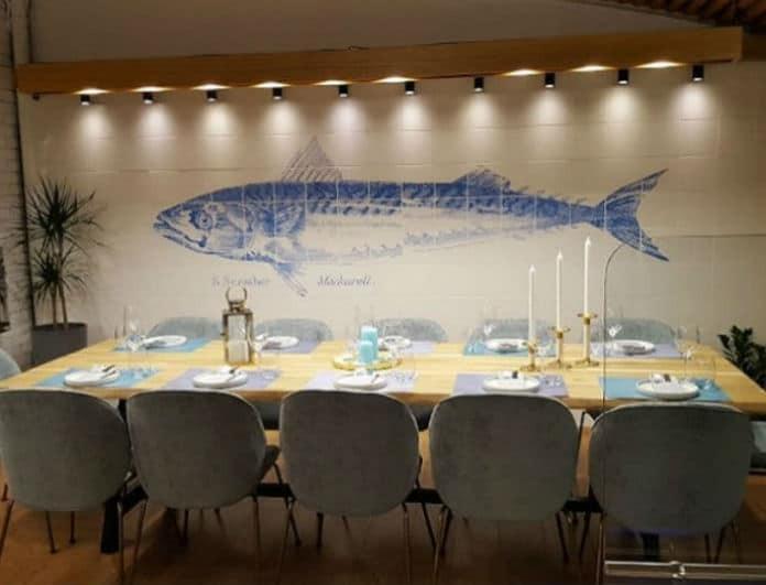 Αστερίας: Φέρνει την πραγματική γεύση της θάλασσας στο... Περιστέρι!