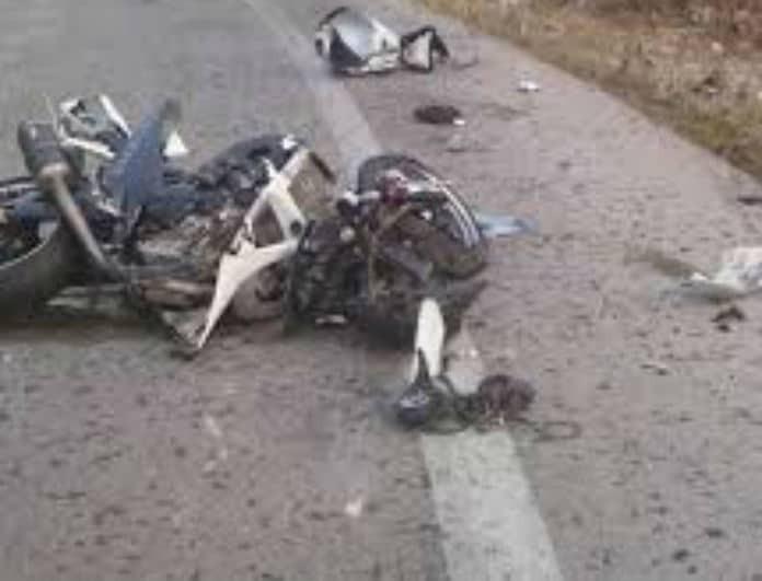 Τραγωδία στην άσφαλτο: Χτύπησε σε τοιχίο με την μηχανή και πέθανε!