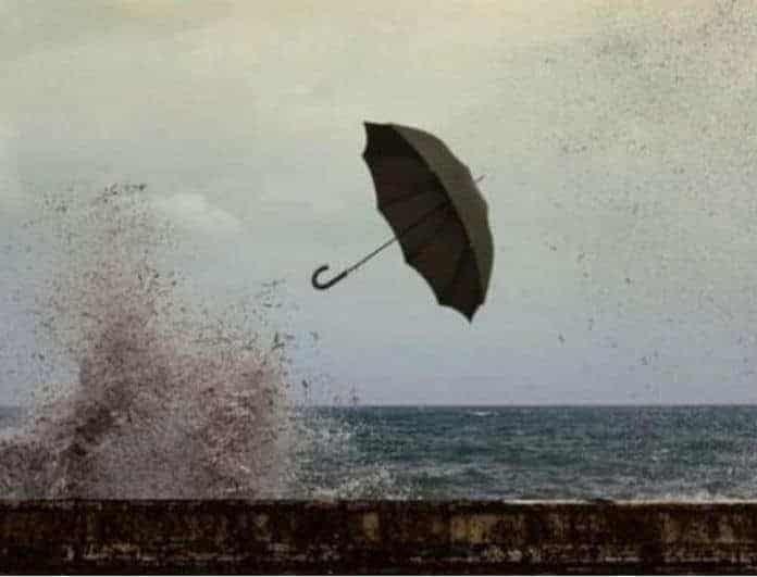 Καιρός: Βροχές και σήμερα στη χώρα! Συνεχίζονται οι ισχυροί άνεμοι!