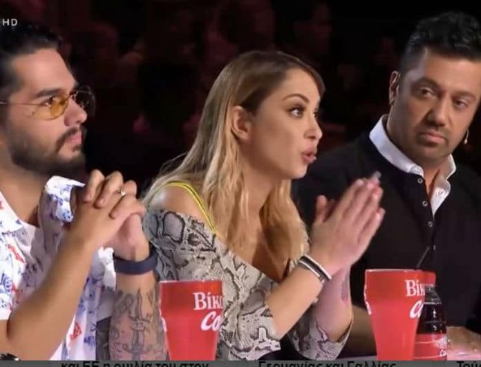 X-factor: Το τραγούδι που επέλεξε παραλίγο να της... στοιχίσει! Τι συνέβη; (Βίντεο)