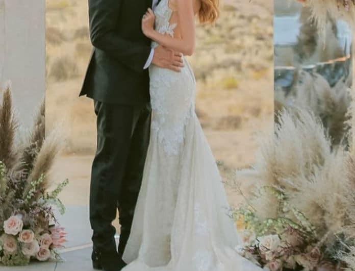 Παραμυθένιος γάμος στην showbiz! Παντρεύτηκε γνωστός μουσικός!
