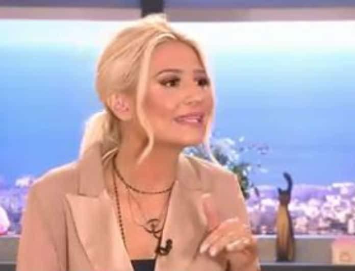 Φαίη Σκορδά: Το άγνωστο περιστατικό στο αεροπλάνο - «Είναι τραγικό! Ήθελα να...»!