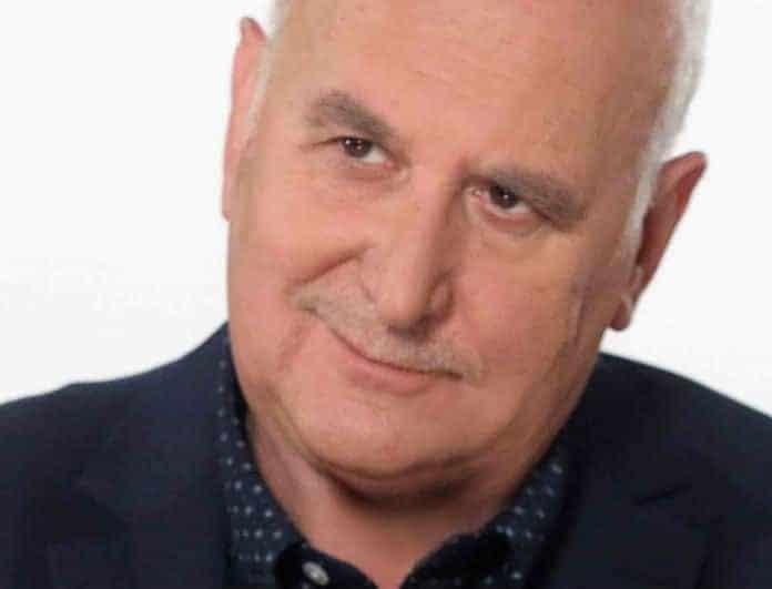 Γιώργος Παπαδάκης: «Πήρε» κεφάλια ο παρουσιαστής! Τι συνέβη;