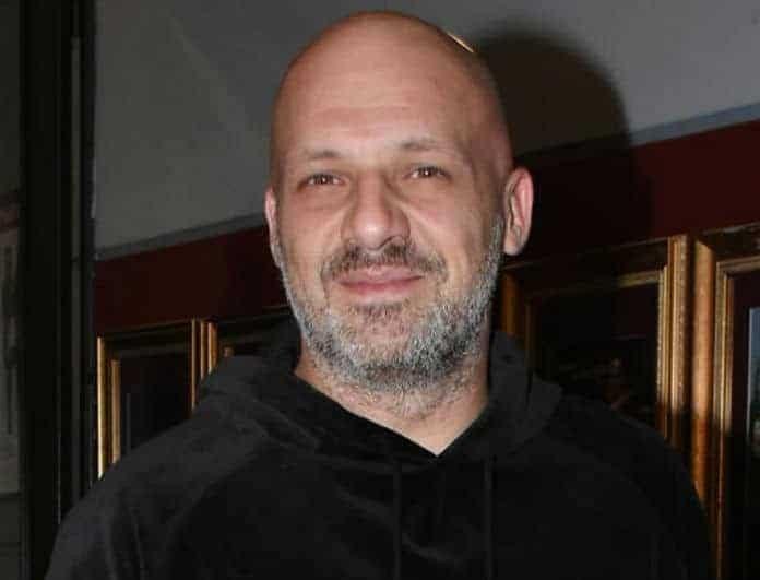 Νίκος Μουτσινάς: Μεγάλη ατυχία για τον παρουσιαστή! Πολύ στεναχωρημένος!