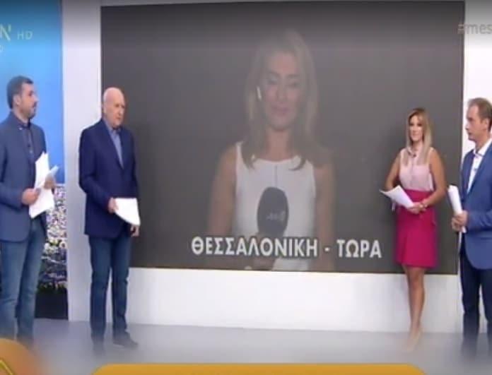 Γιώργος Παπαδάκης: Όλη η αλήθεια για την αποχώρηση του Ντίνου Σιωμόπουλου (Βίντεο)