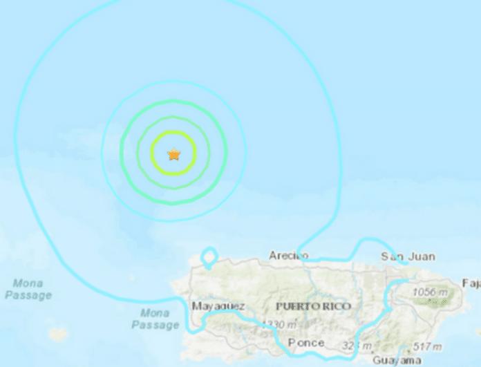 Ισχυρός σεισμός 6,3! Που