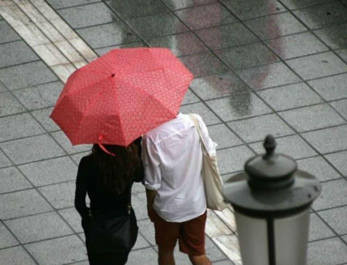 Καιρός σήμερα: Συνεχίζονται οι βροχές και οι ισχυροί άνεμοι! Ποιες περιοχές επηρεάζονται;