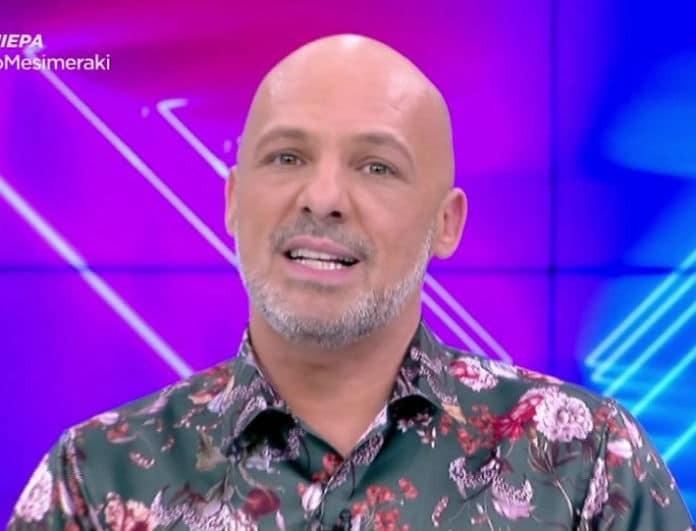 Νίκος Μουτσινάς: Έβαλε
