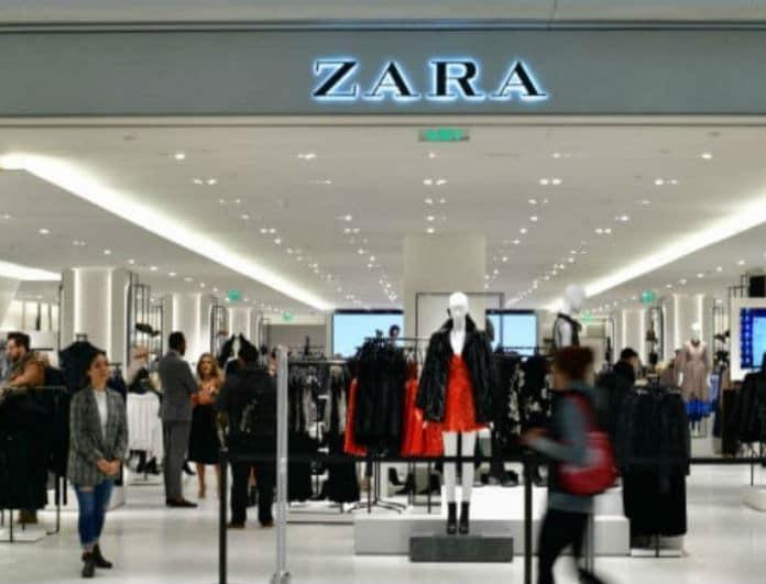 Zara: Σάλος με το συγκεκριμένο μαύρο φόρεμα! Έχει φουσκωτά μανίκια και θα το έχεις με λιγότερο από 18 ευρώ