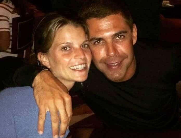 Doda de Miranda: Καυτά φιλιά για τον πρώην της Αθηνάς Ωνάση με την σύζυγο του!