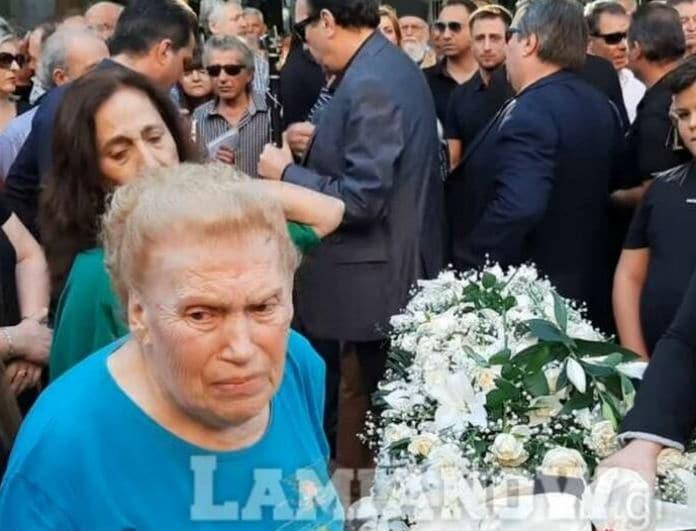 Φιλιώ Πυργάκη: Η απώλεια που την «τσάκισε»! Η κηδεία και το μοιρολόι που ράγισε καρδιές!