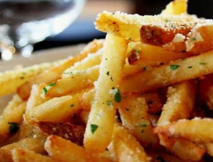 Οι Βέλγοι ξέρουν! Αυτή είναι η καλύτερη συνταγή για τηγανιτές πατάτες!