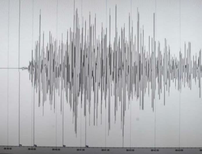 Σεισμός 5,5 ρίχτερ! Που ταρακουνήθηκαν;